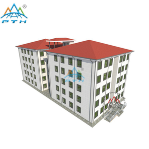 Multi-story Prefabricated Steel Structure Building